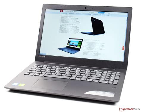 Lenovo Ip 320 recenzja lenovo ideapad 320 15ikbrn kaby lake refresh