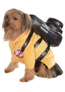 dogs halloween costume ghostbusters jumpsuit pet costume