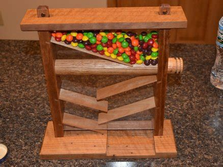 Skittles Machine   by Blackbear @ LumberJocks.com