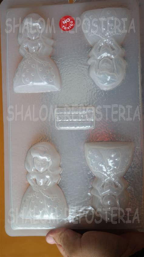 moldes para gelatina en usa molde mediano para hacer gelatinas de princesita sofia