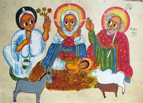 biography of ethiopian artist o come all ye faithful sacred art meditations