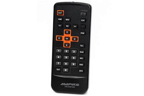 Remote Receiver Mpeg 4 Ire Dvb T Hd Receiver With Usb Recorder Mpeg4