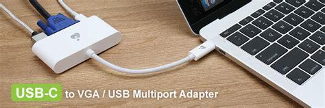 iogear guc3c3v usb c to vga usb multiport adapter