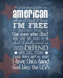 god bless the usa free printable how to nest for less