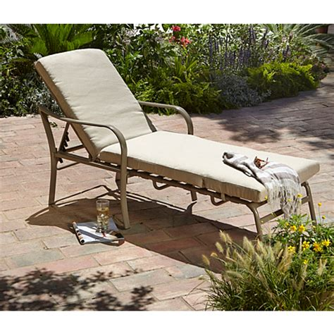 Sun Chairs Asda by Haversham Classic Multi Position Lounger In Taupe And
