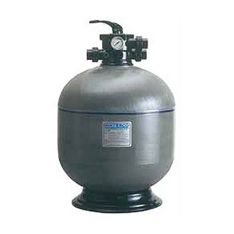 waterco micron eco s800 top mount sand filter 32 quot