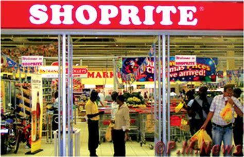 logistics supply chain graduate programme at shoprite