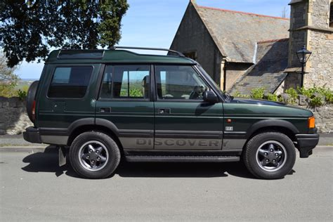 land rover discovery 1 es 3 9 v8 auto 62 000 time