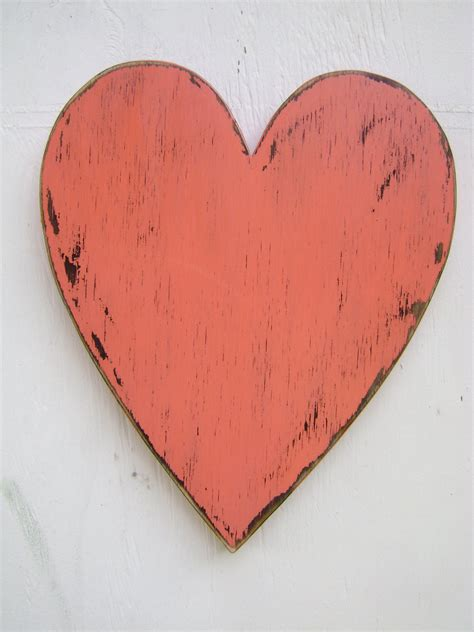 wooden heart clipart clipground