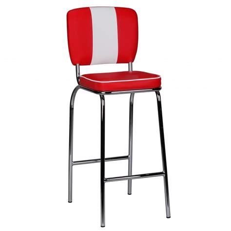 vintage diner bar stools 2x finebuy counter stool american diner 50s retro