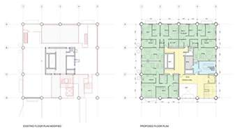 floor layout design grenfell tower floor plan layout e architect