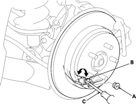 repair anti lock braking 2007 honda cr v instrument cluster repair guides parking brake adjustments autozone com