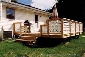 cheap theme decks 20 creative deck railing ideas for inspiration hative