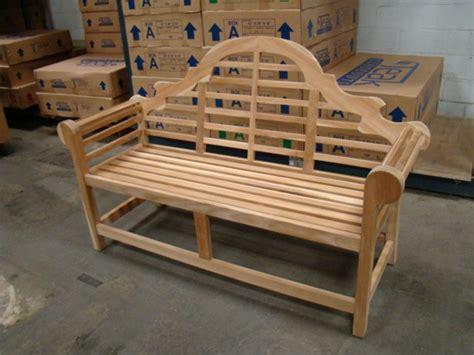 lutyens bench teak teak lutyens bench 164