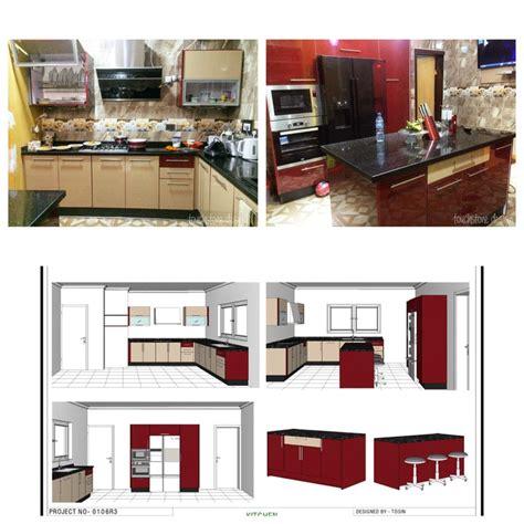Touchstone Kitchen Cabinets Kitchen Cabinets Wardrobes Doors Touchstone Design Solutions Properties 8 Nigeria