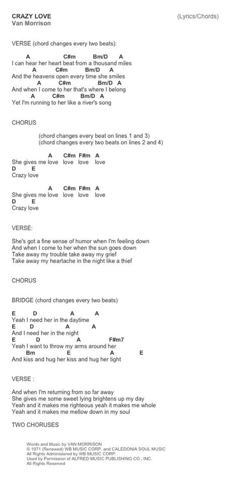 Crazy Girl Guitar Chords