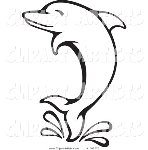 dolphin outline clipart best dolphin clipart simple pencil and in color dolphin