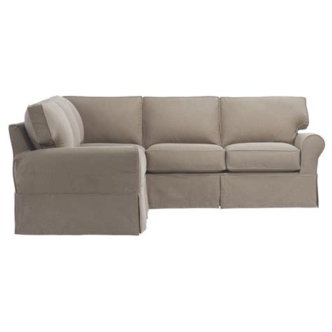 Hm Richards by Hm Richards Mayfair 2 Classic Smoke Sectional