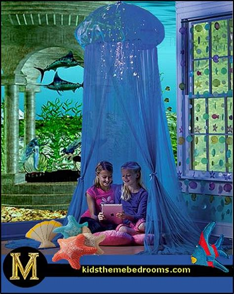 under the sea bedroom decor decorating theme bedrooms maries manor underwater