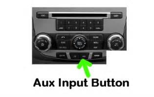 2011 car radio iphone ipad ipod aux input adapter cable ebay