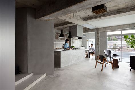 concrete floor apartment 10 industrial loft style designs