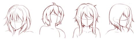 animation hairstyles short what is the meaning of the different hairstyles in anime