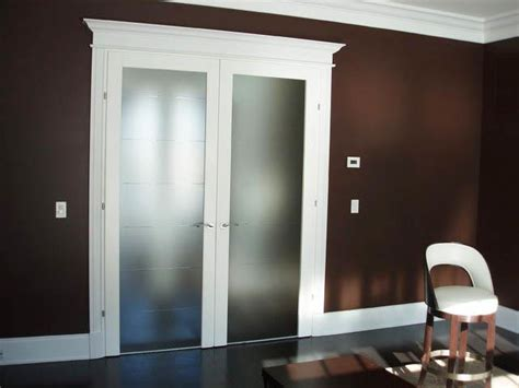 Interior Doors With Frosted Glass Decorative Frosted White Frosted Glass Interior Doors