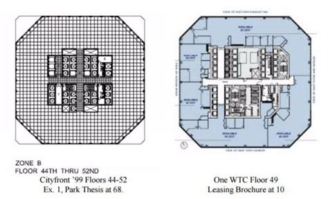 1 wtc floor plan architect sues som for stealing one world trade center