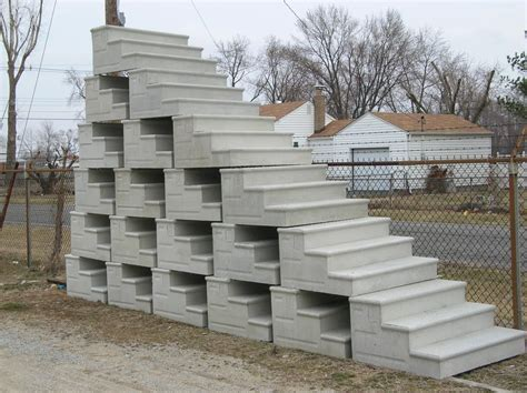 How To Build Concrete Stairs prefab concrete steps ideas prefab homes prefab concrete steps