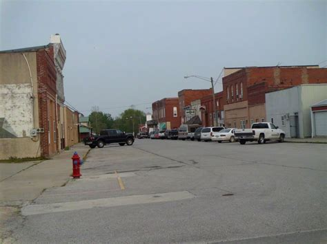 garden city mo downtown photo picture image missouri