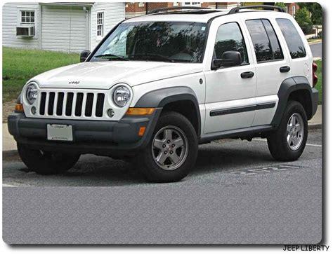 Are Jeep Libertys Cars Jeep Liberty Car