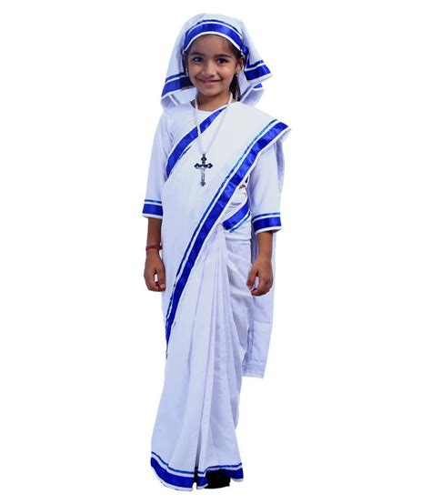 Dress Theresia sbd national heros teresa fancy dress for