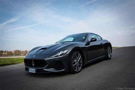 Maserati Gran Turismo Mc by 2018 Maserati Granturismo Mc Review Gtspirit