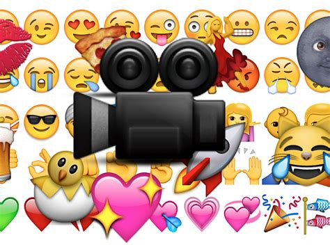 emoji film camera 8 the emoji movie is a real thing and it opens in cinemas