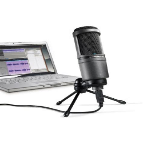 Audio Technica At2020 Usb audio technica at2020 usb mic review proaudioland