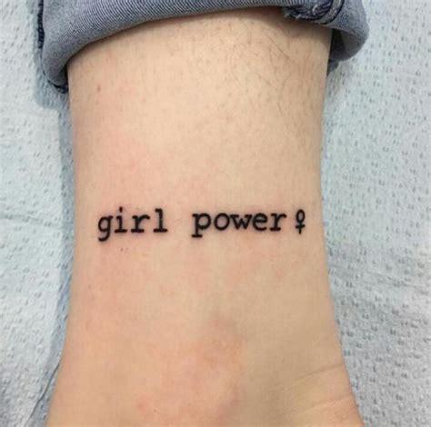 tattoo girl power the 25 best girl power tattoo ideas on pinterest