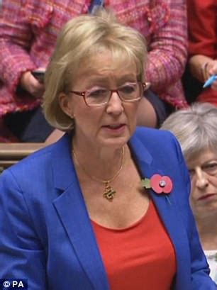A Month Of Being A Mrs by Did Andrea Leadsom Knife Michael Fallon To Save