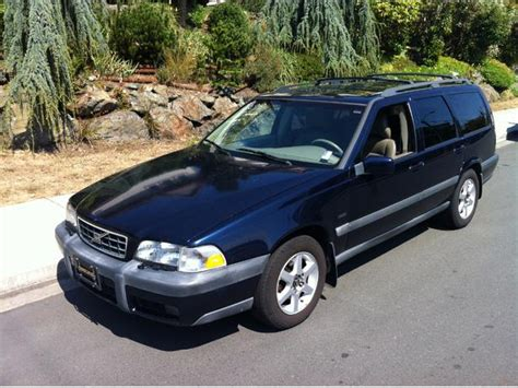 volvo xc70 7 seats 1998 volvo v70 xc awd 7 seat wagon city