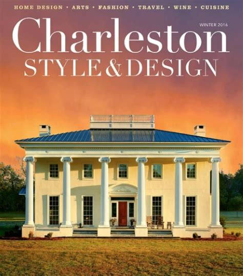 2016 january charleston home design magazine blog structures blog structures custom home featured in