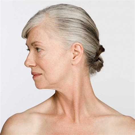 suitable hairstyles for older women with sagging chin suitable hairstyles for older women with sagging chin 55