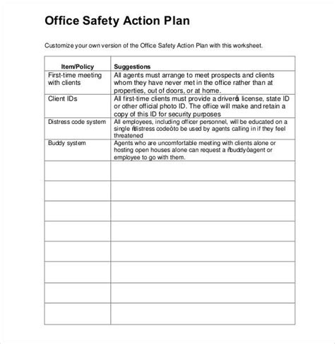 personal safety plan template worksheet 638479 wellness recovery plan