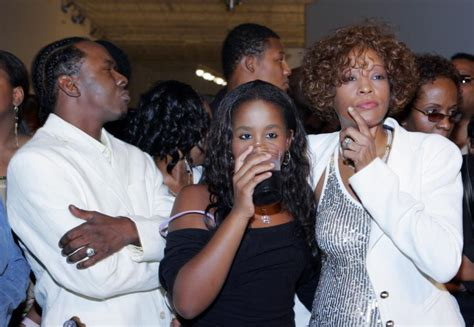 whitney houston and bobbi kristina brown tragedy of greatness the unfortunate story of whitney