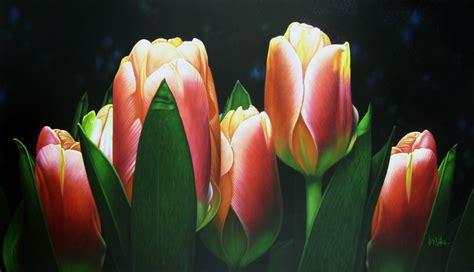 cuadros tulipanes los mejores cuadros de tulipanes para tu decoracion