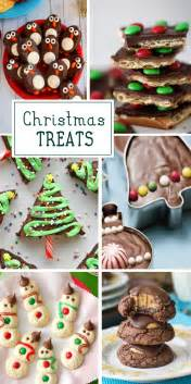 40 fun christmas treats