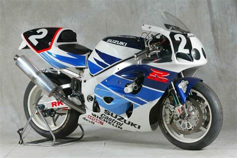 1996 Suzuki Gsxr 750 Suzuki Gsx R 750 Endurance