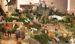vintage christmas nativity scene la boutique vintage