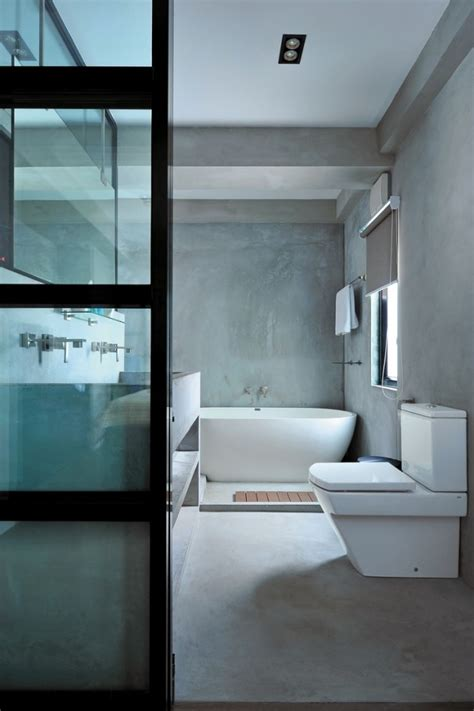 amazing bathroom designs 23 amazing concrete bathroom designs