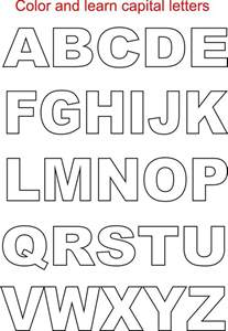 Template Of Alphabet Letters by Free Printable Letters Size Alphabet Gianfreda Net