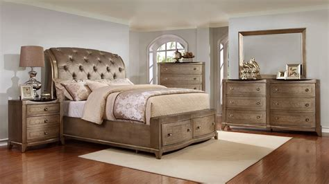 Avalon Bedroom Set by B107 Bedroom Collection By Avalon Furniture