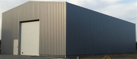 Batiment Metallique En Kit 1103 by Batiment Industriel Metallique Batimentsmoinschers